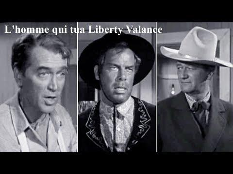 L'homme qui tua Liberty Valance 1962 - Film réalisé par John Ford