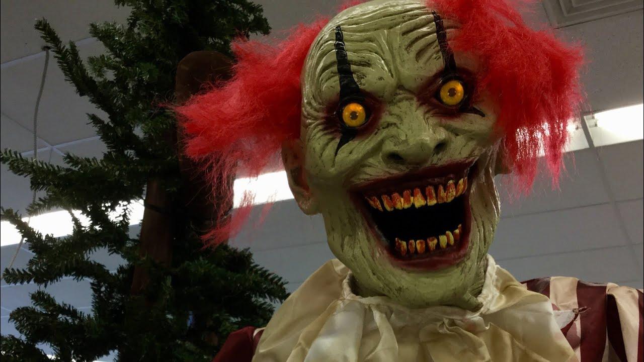 Spirit Halloween 2017 | Part 1 | Halloween Store Walkthroughs ...
