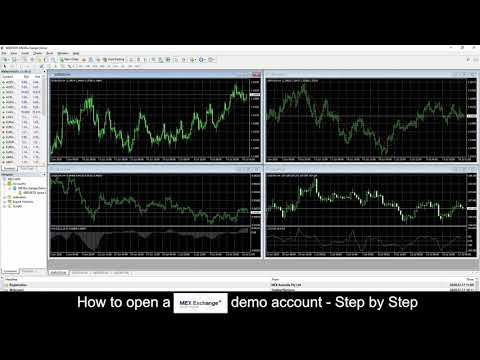 How to Open a MEX Exchange Demo Account A Step By Step Guide V2