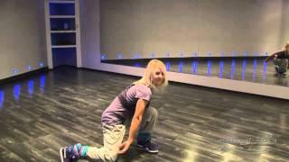 Анна Винчук - урок 1 [Sexy R&B]