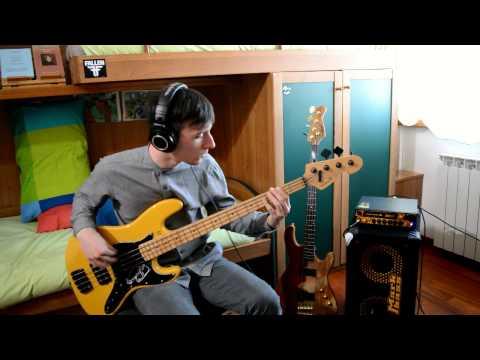 Jamiroquai - Automaton - Bass Cover - Bass TABS