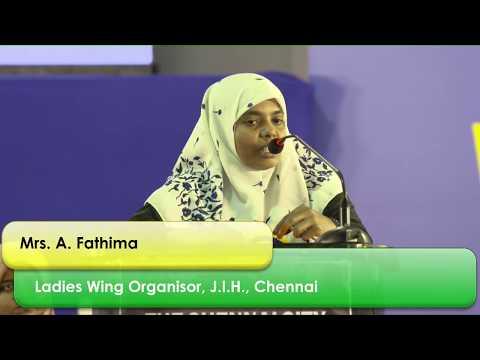 Jamaat e Islami Hind, Chennai City Conference