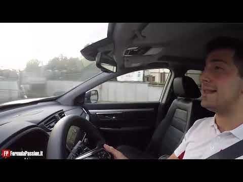 Honda CRV-Hybrid, scopritelo insieme a FormulaPassion.it