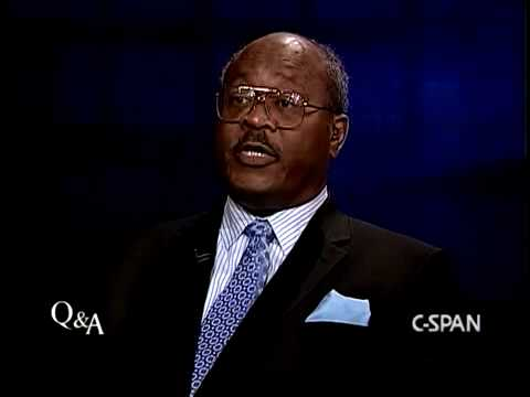 Q&A:  Colbert King