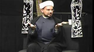 Majlis-e-Aza English 2nd Muharram 1437 At Idara-e-Jaferia MD USA 10-16-2015 Sheikh Hilli