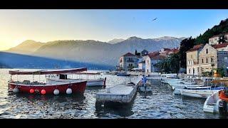 Экскурсия Боко Которский залив Черногория