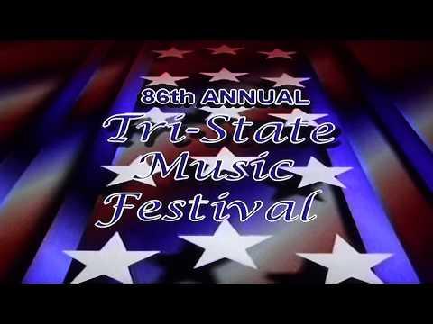 2018 Tri-State Music Festival Parade & Grand Concert - Enid, Oklahoma