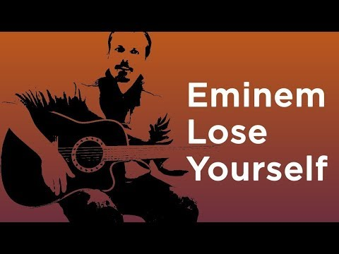 """How to Play """"Lose Yourself"""" by Eminem on Guitar"""