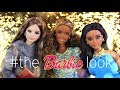 Unbox Daily: #THEBARBIELOOK   Barbie Curvy Articulated, New Fashion, PLUS EASY Quick Craft