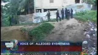 Tredegar Park Massacre Eight Dead CVM News 13 August, 2010 Jamaica  .flv