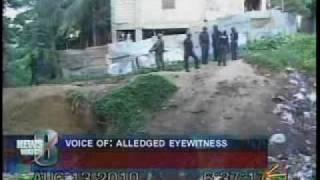 Tredegar Park Massacre Eight Dead CVM News 13 August, 2010 Jamaica  .flv
