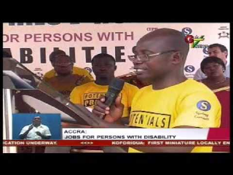 Accra: Jobs For Persons With Disability