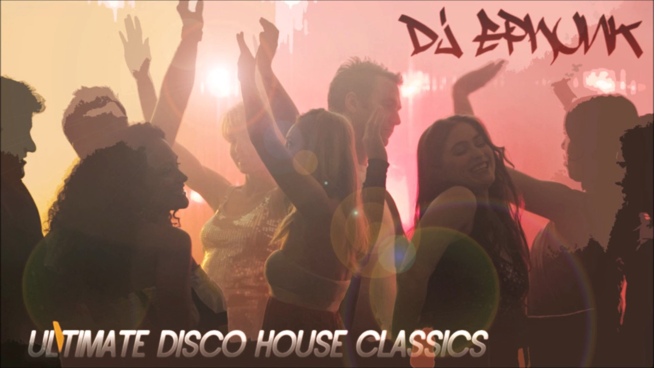 Ultimate classic old skool funky disco house anthems for Funky house anthems