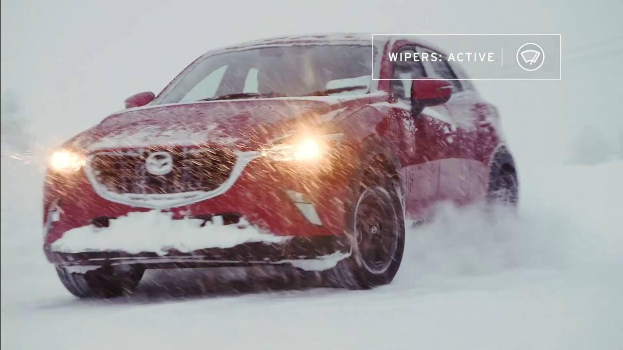 Mazda Ice Academy Predictive Awd Driving Matters Mazda Usa