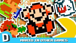 Mario Inside Other Games