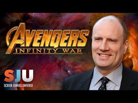Kevin Feige Dishes Secrets on Avengers! - SJU