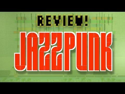 Review: Jazzpunk