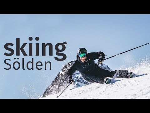 Ski-Carving Vom Aller Feinsten (91,3 Km/h) In Sölden