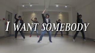 【A rush!】I want somebody / 嵐 Dance cover【踊ってみた】