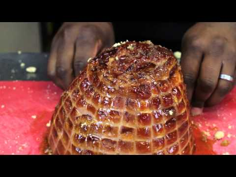 How To Make A Precooked Ham Steak With Maple & Brown Sugar : Cooking Delicious Recipes