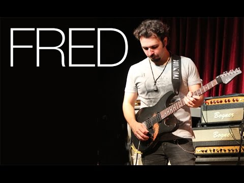 Two Tone Sessions   Andre Nieri - Fred