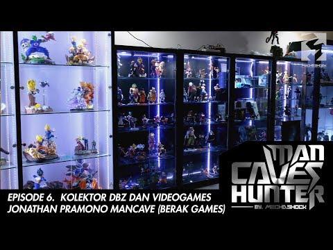Kolektor DragonBall Statue, Koleksi One Piece Dan Video Games ! Jojod From Berak Games!