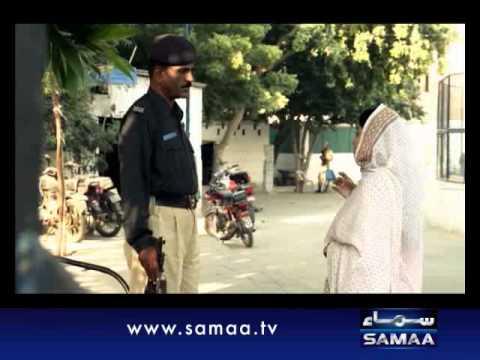 Wardaat Nov 09, 2011 SAMAA TV 1/4