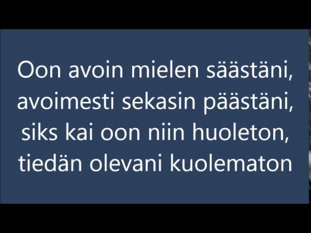juju-hullu-lyrics-xoxo