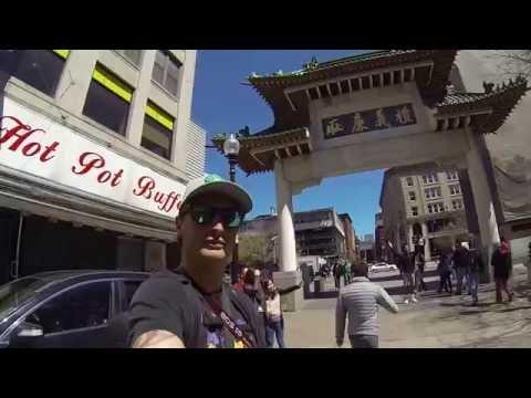 Chinatown, Boston . USA