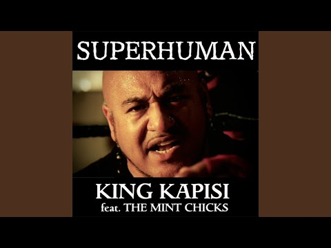 Superhuman (feat. The Mint Chicks)