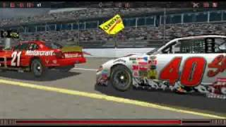 NASCAR SIMRACING Highlights