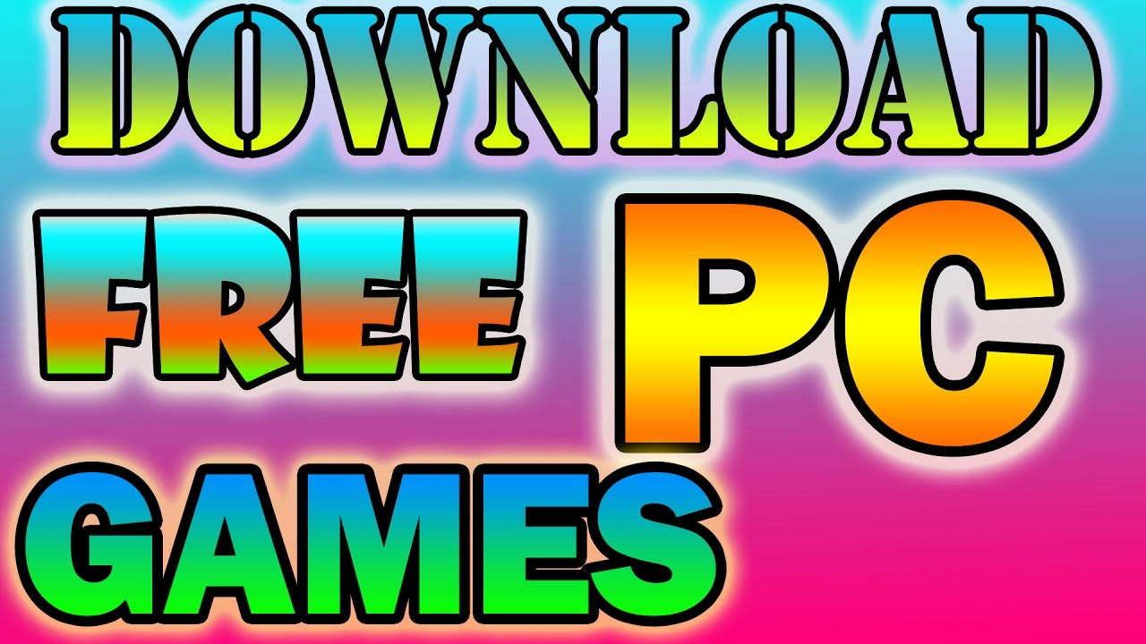 How to Download Free Games