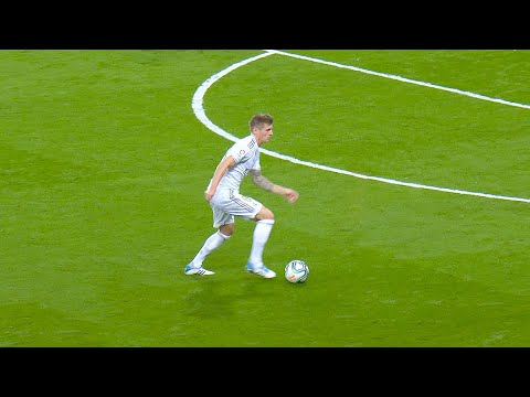 Toni Kroos The Most PERFECT Midfielder