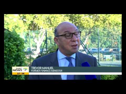 It was a good budget speech: Trevor Manuel
