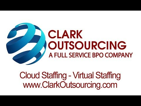 Outsourcing - Cloud Staffing -  Virtual Staffing