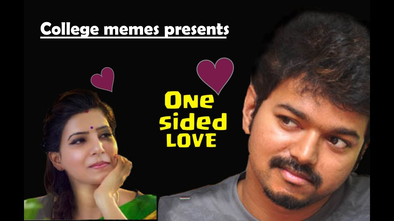 One Side Love Pic: One Side Love-theri Remix