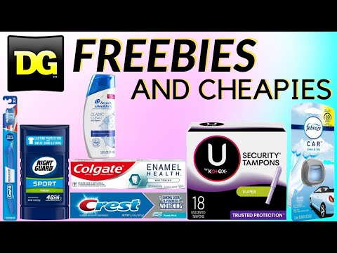 Best Deals At Dollar General This Week | Freebies And Cheapies | Dollar General Couponing