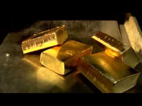 Goldbarren - Herstellung bei Heraeus