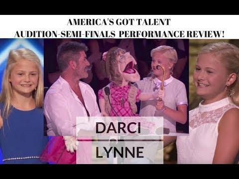 Darci Lynne MADE me LOVE VENTRILOQUISM   America's Got Talent  #JANGReacts