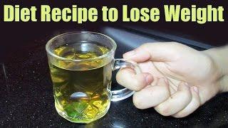 Diet Drink to Lose Weight - Fat Cutter Drink - Flat Belly Diet Drink
