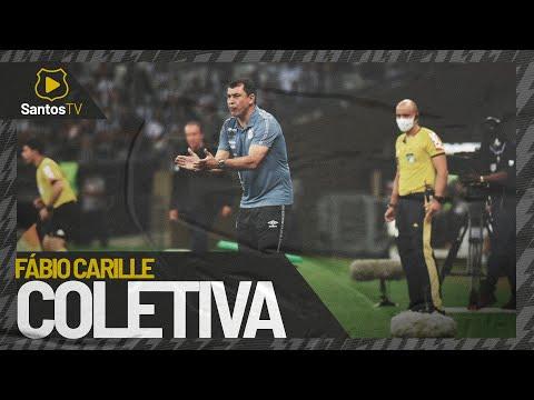 FÁBIO CARILLE | COLETIVA (13/10/21)