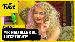 FABIOLA over STREAKEN op VOETBALVELD | MTV FIRST