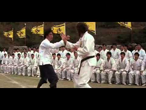 Bruce Lee Enter The Dragon Fight Scene 2