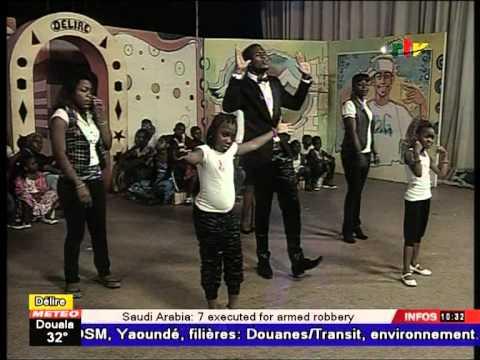 Délire Cameroun CRTV 16-03-2013