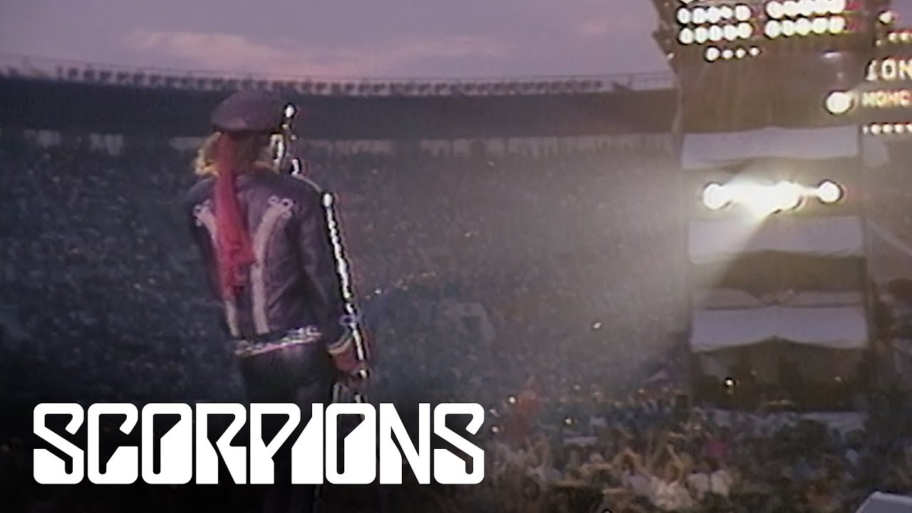 Scorpions — Holiday (Moscow Music Peace Festival 1989)
