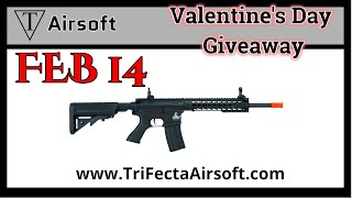 Airsoft Giveaway Valentine's Day
