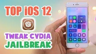 Top iOS 12 Jailbreak Tweaks - Dương iPhone