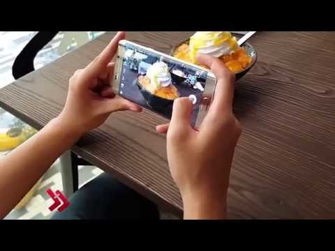Unboxing Samsung Galaxy S6 Edge Plus - Indonesia (HD)