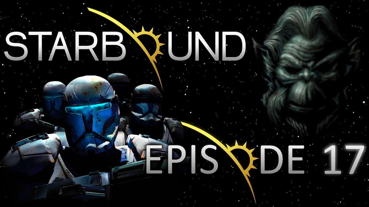 Starbound: Big Ape, Pushing This Game To It's Limits