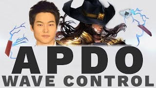 Dopa Guide: Best Wave Control In League of Legends